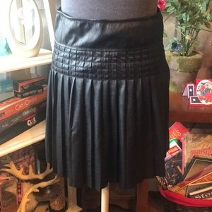 Max Studio Special Products Polyurethane Skirt